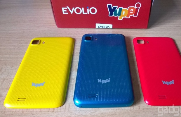 Evolio Yuppi Review