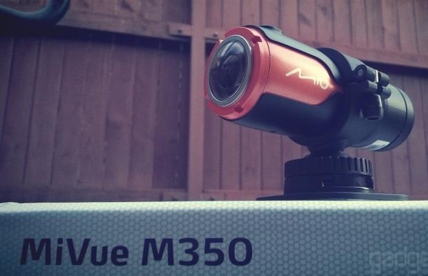 mio mivue m350 review