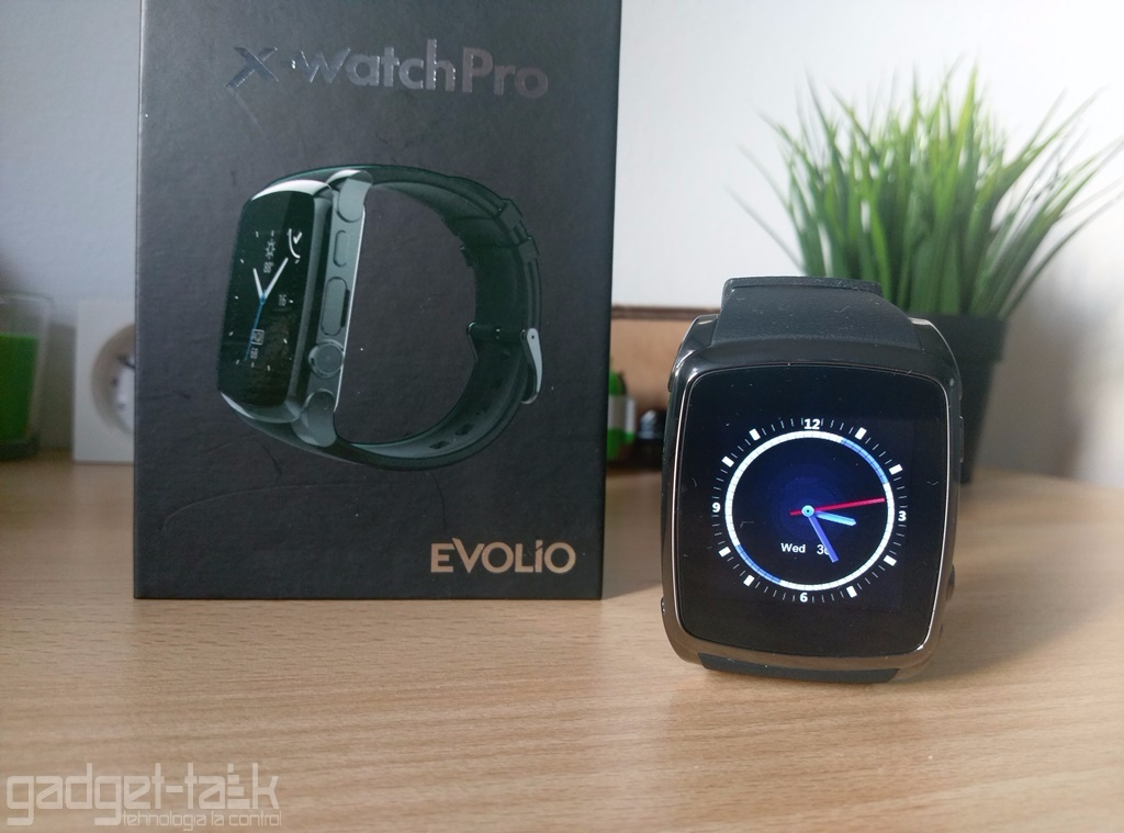 Evolio X-Watch Pro Review