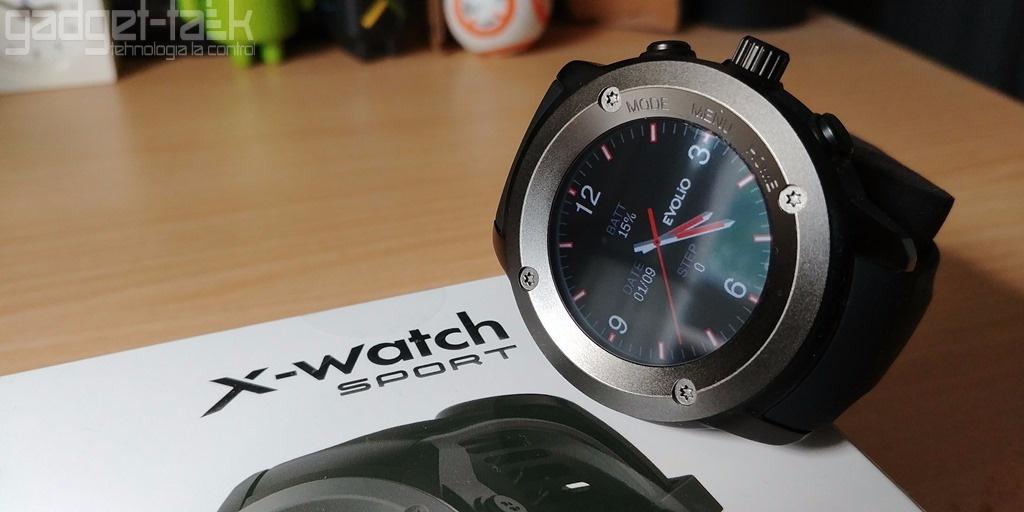 Evolio X-Watch Sport Review