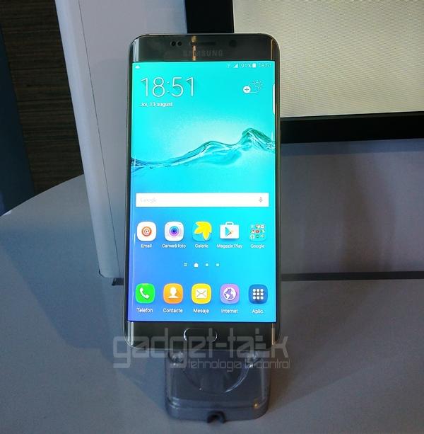 Samsung Galaxy Note 5 si S6 Edge Plus