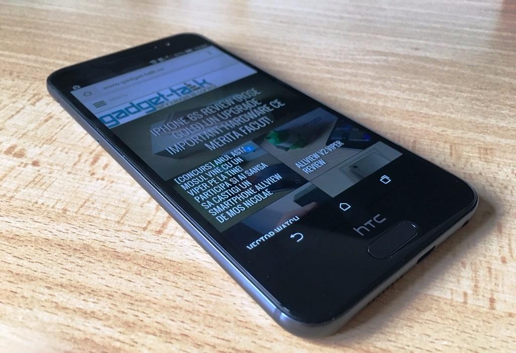 HTC anunta Android 6.0.1 pentru One A9