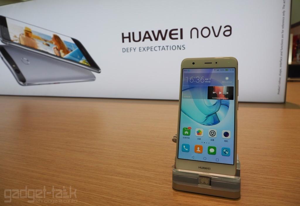 Huawei Nova, Nova Plus si MediaPad M3 debuteaza