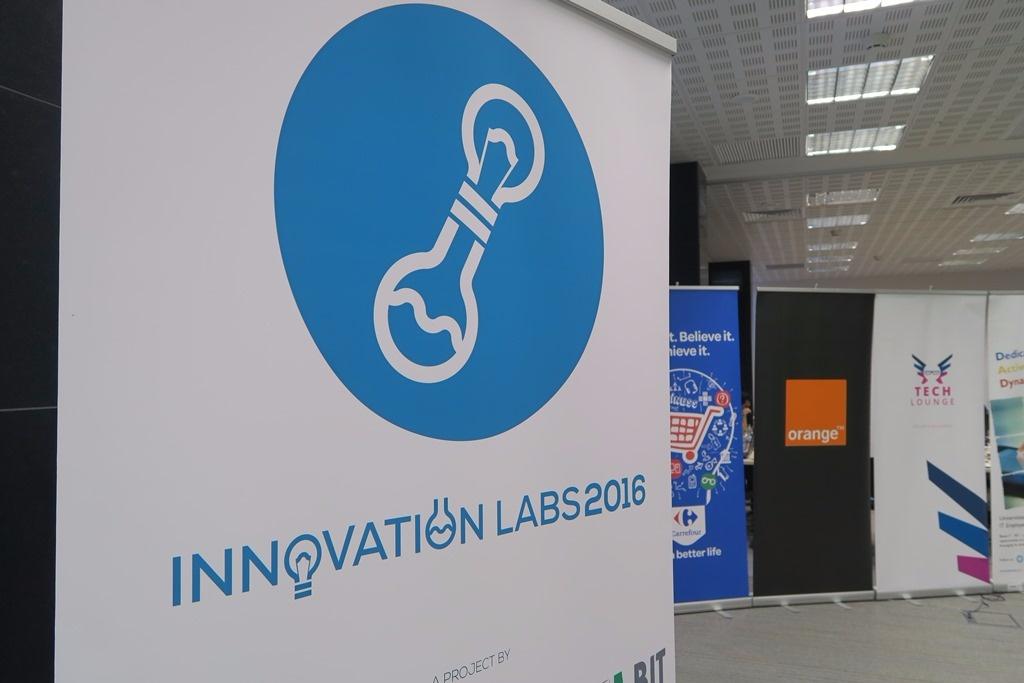 Innovation Labs Timisoara Hackathon