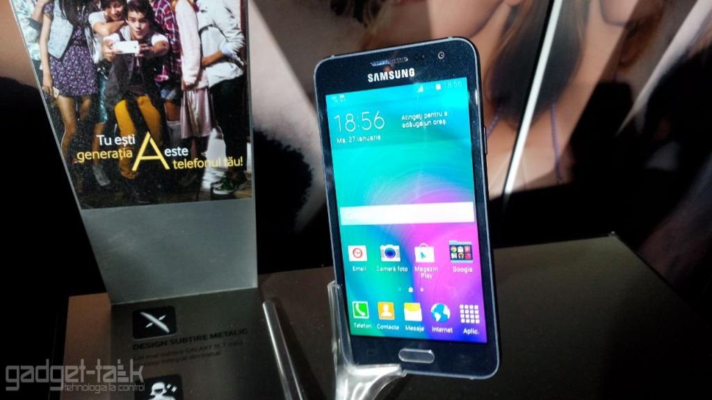 Galaxy A6, Galaxy A8 si Galaxy A9
