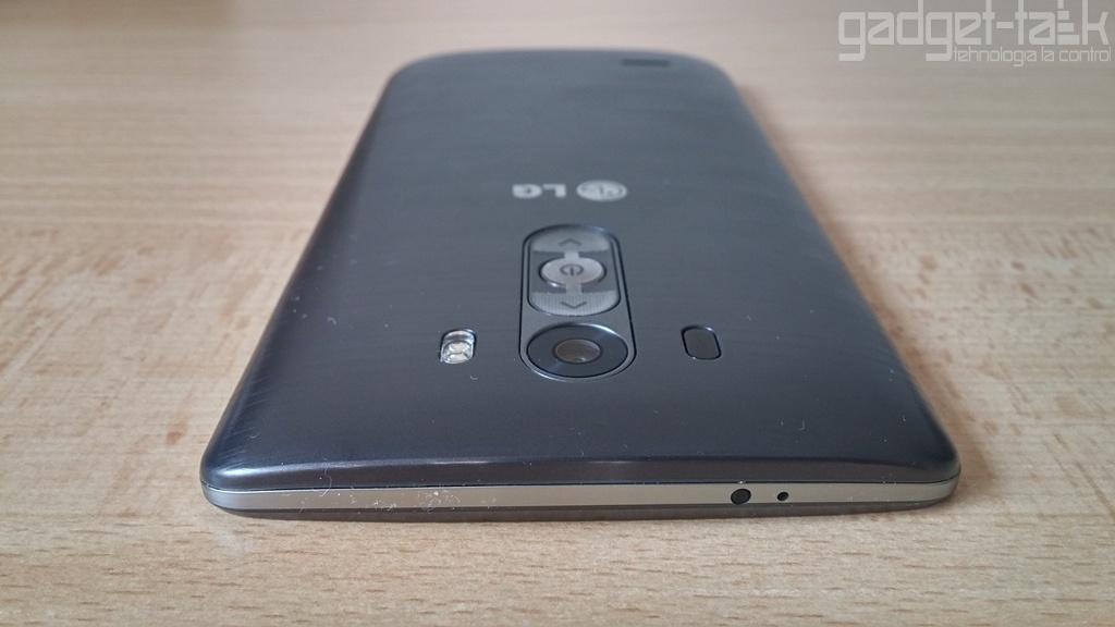 Senzor de amprenta pe LG G4