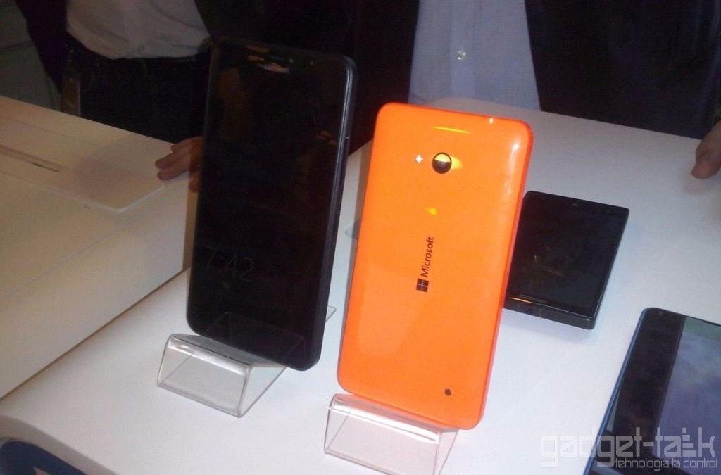 Lansarea Microsoft Lumia 640 si Lumia 640 XL