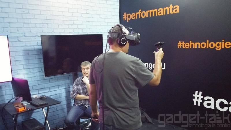Fond de 10 miliarde de dolari pentru hTC si realitatea virtuala