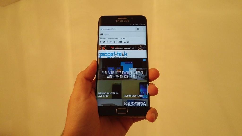 Samsung Galaxy S6 edge Plus SM-G928F Review
