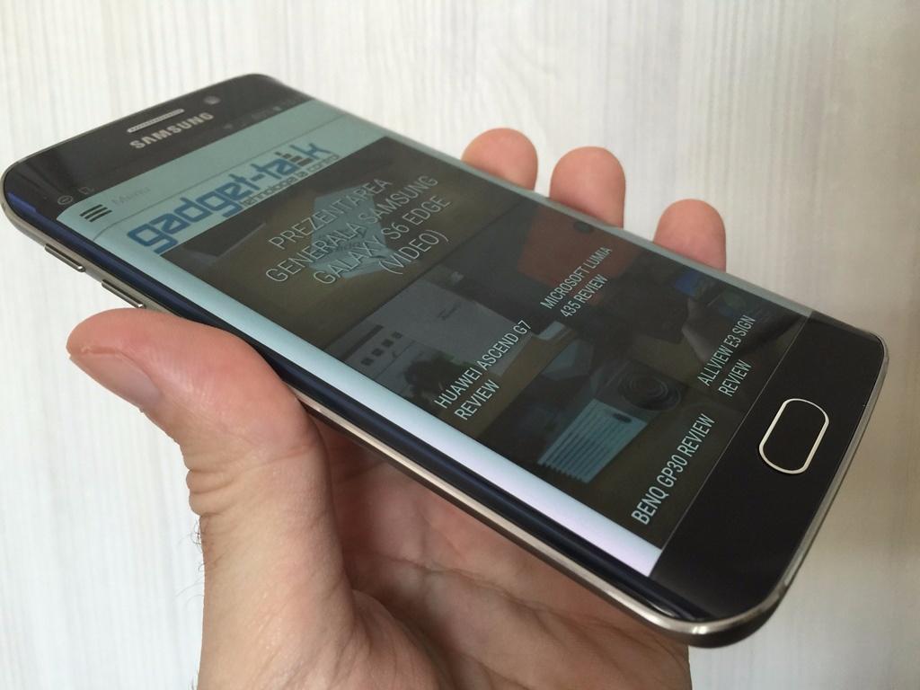 Actualizare Android 5.0.2 pentru Galaxy S6