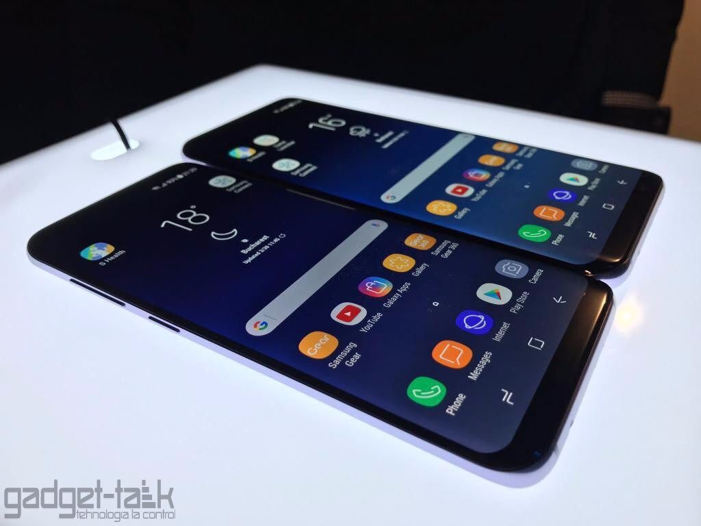 Samsung Romania lanseaza Galaxy S8