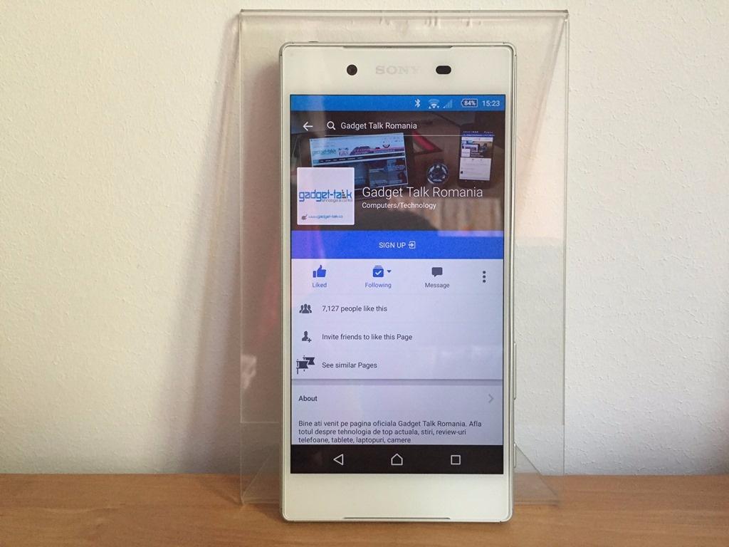 Vodafone comercializeaza Xperia Z5 si Z5 Compact