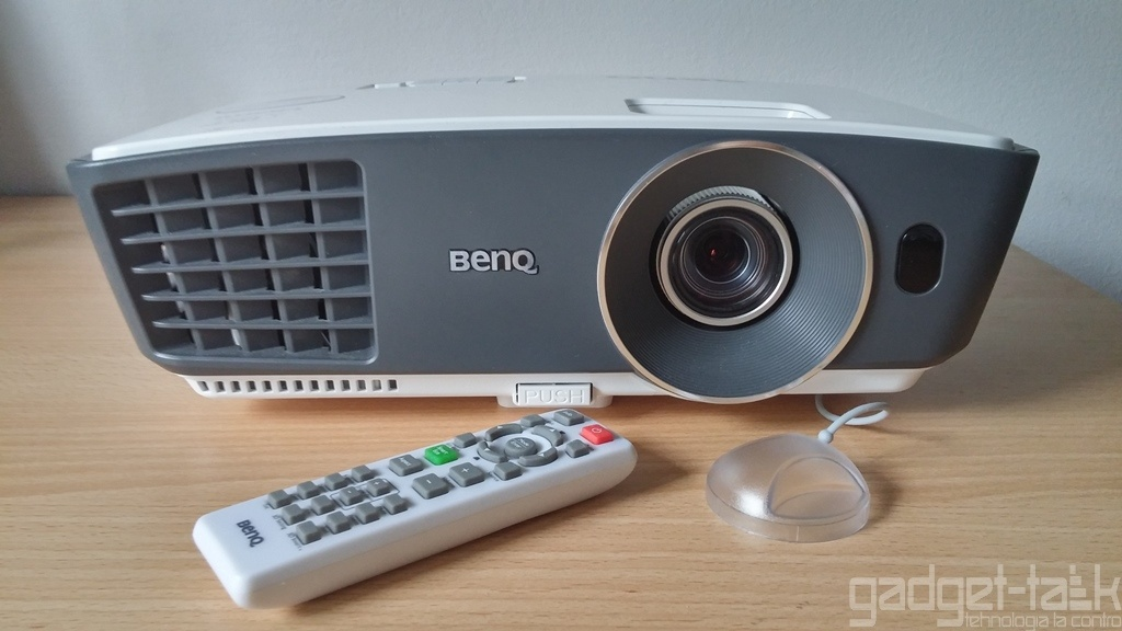 BenQ W750 Review