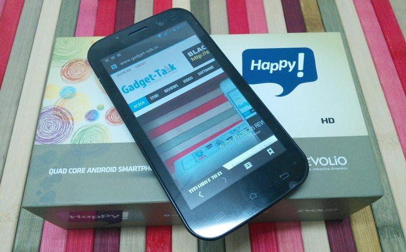 Evolio Happy Review