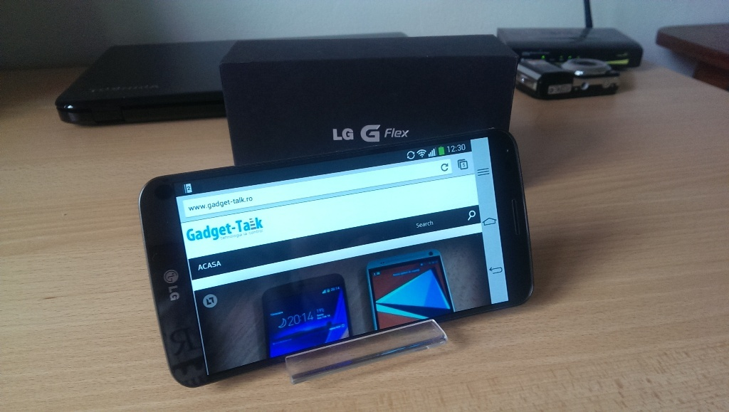 LG G Flex primeste Android 4.4.2