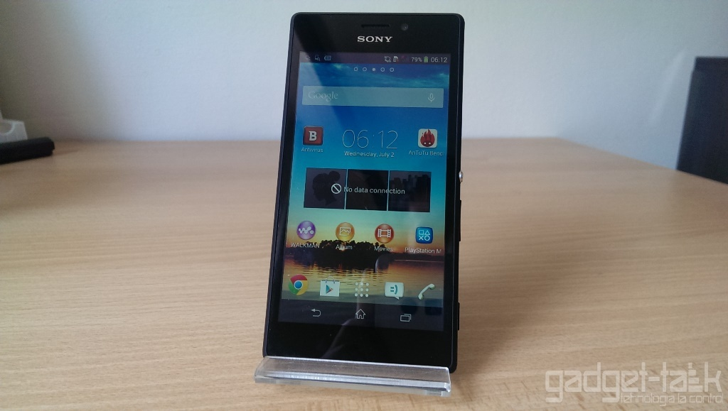Xperia M2 Review