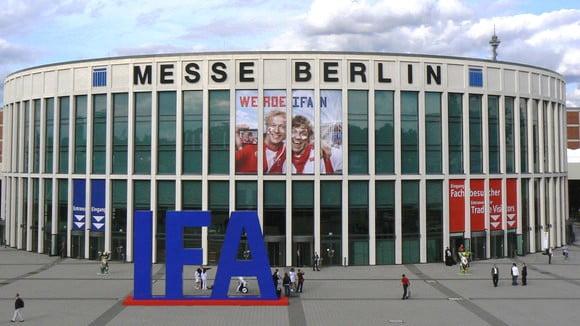 intrarea IFA 2012 berlin