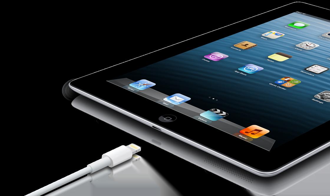 apple ipad 4 cu conector Lightning