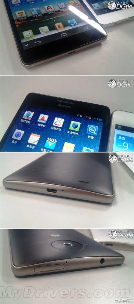 Huawei Ascend Mate ecran 6.1 Full HD