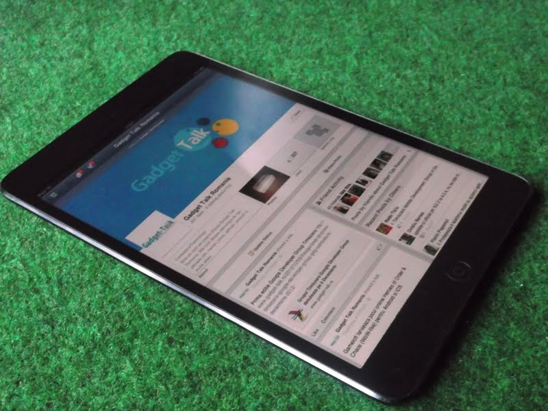 locul 8 top 10 gadget talk romania tableta apple ipad mini