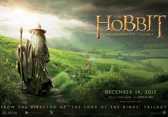 poster afis The Hobbit