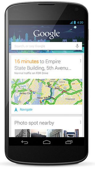 telefonul google nexus 4