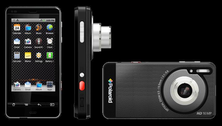 Camera Smart Polaroid SC1630 cu Android JellyBean
