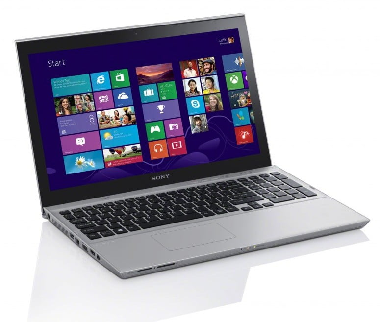 Ultrabook Sony Vaio T14 T15