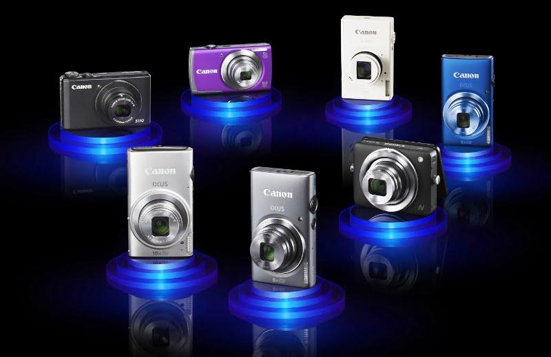 Wi-Fi IXUS 255 HS, IXUS 510 HS, IXUS 140, IXUS 135, PowerShot S110, PowerShot N, PowerShot A3500 IS tiny