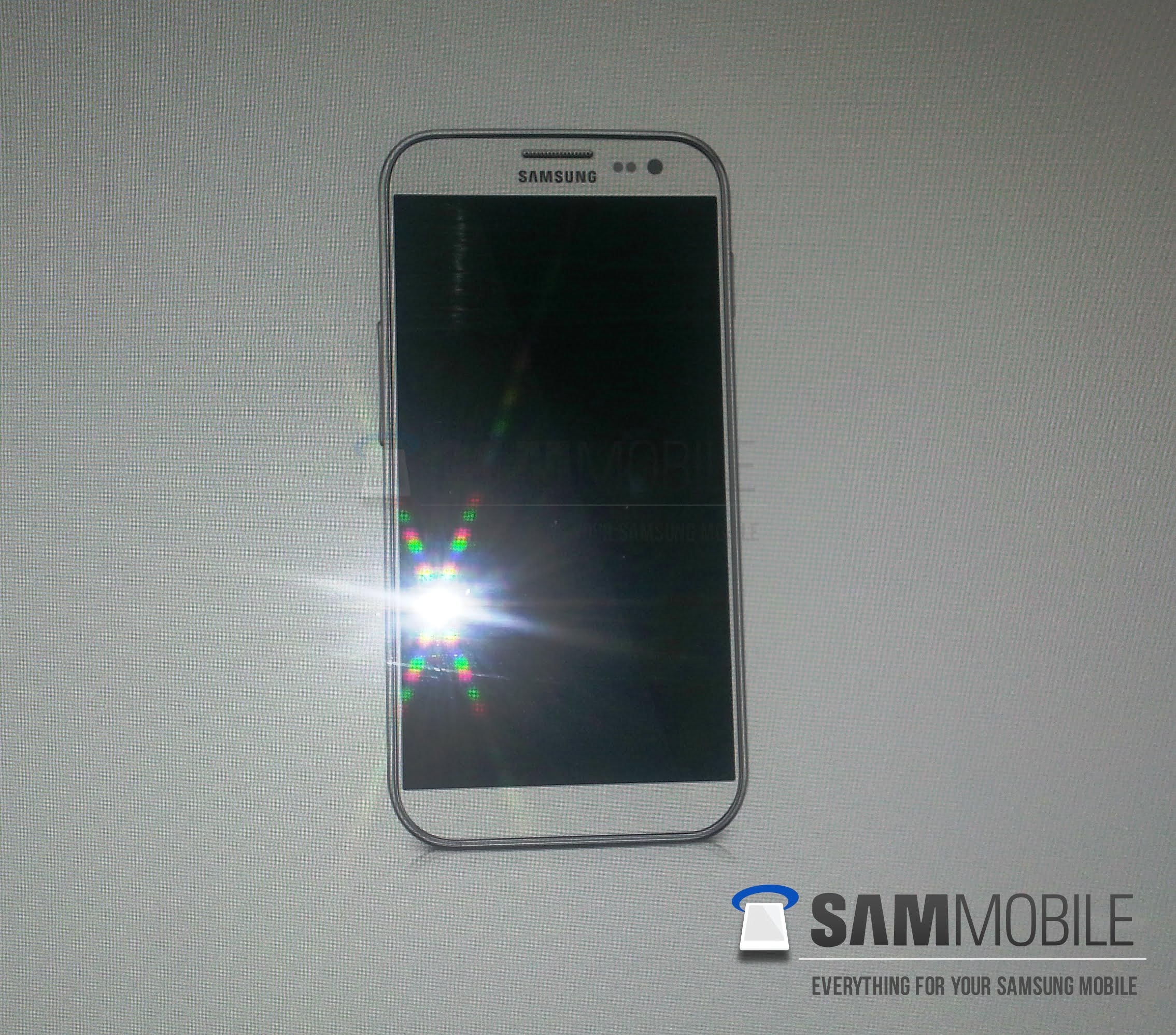 imagine prototip Samsung Galaxy S IV