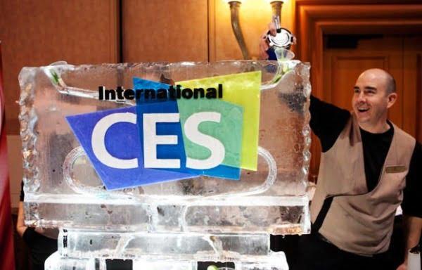 targul international CES 2013 produse electronice si electro casnice