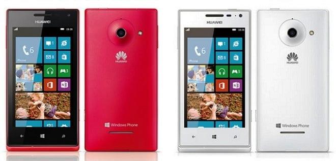telefon Huawei Ascend W1 Windows Phone 8
