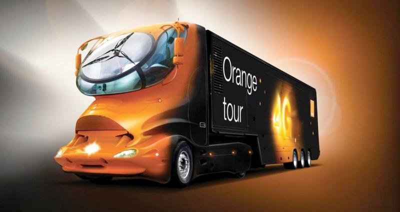 testeaza reteaua 4g orange romania ianuarie 2013