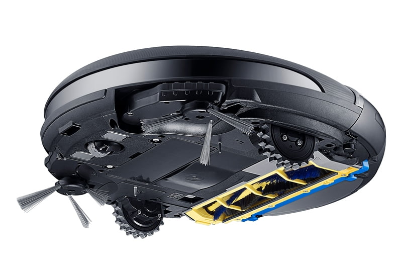 Aspirator robot Samsung NaviBot CornerClean VR10F71 (2)