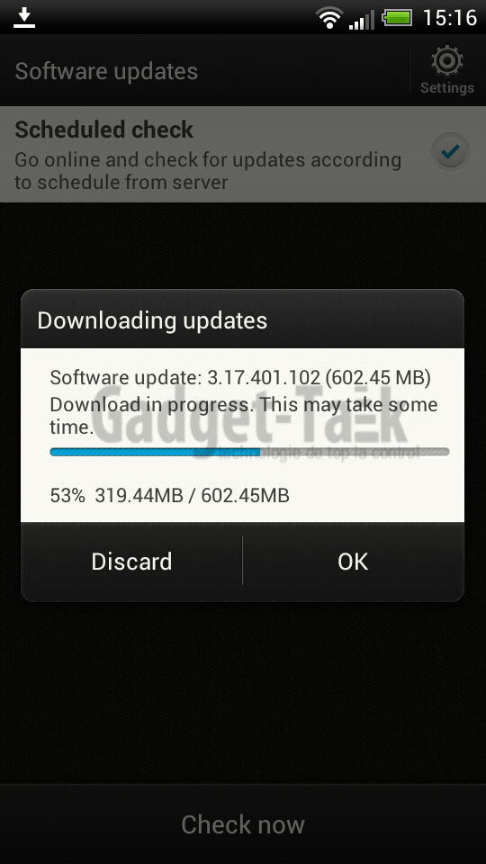 Upgrade JellyBean Android 4.1.1 pentru HTC One S build number 3.17.401.102