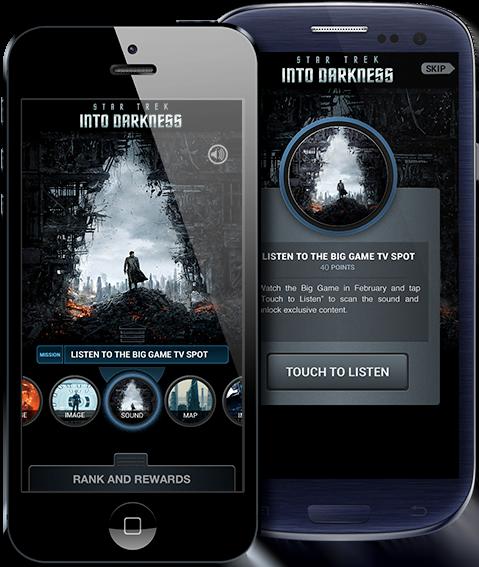 aplicatia oficiala film Star Trek Into Darkness