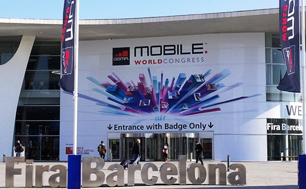 intrare MWC 2013 Barcelona