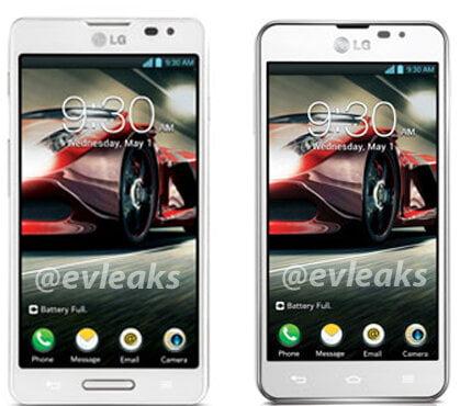 telefoane seria Optimus F LG Optimus F7 LG Optimus L5