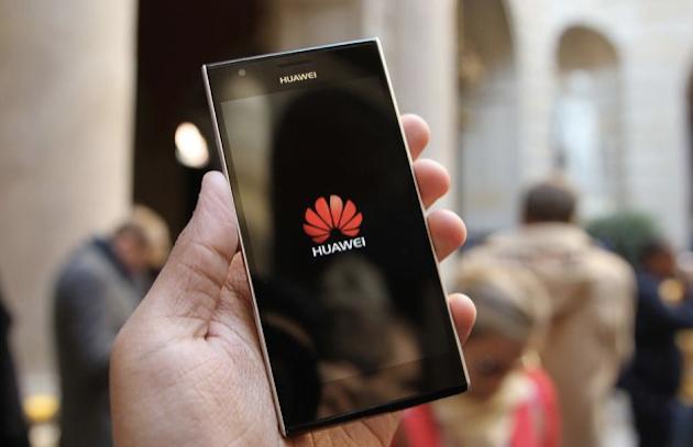 telefon Huawei Ascend P2