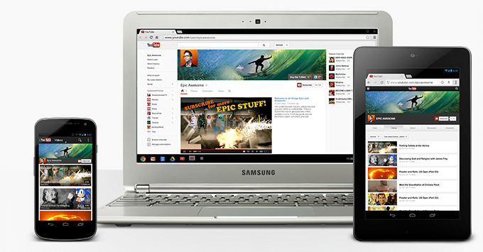 aspect nou canale youtube one channel