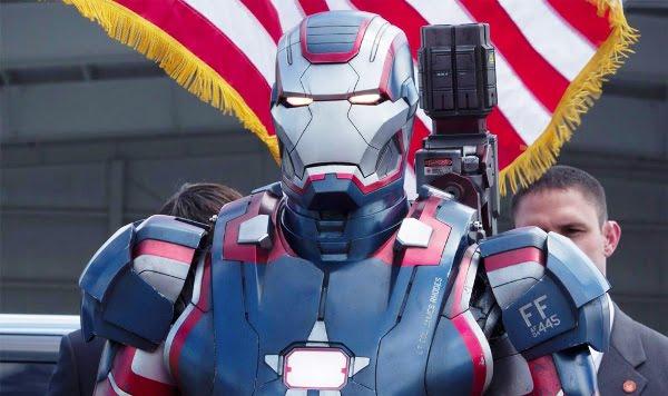 filmul iron man 3