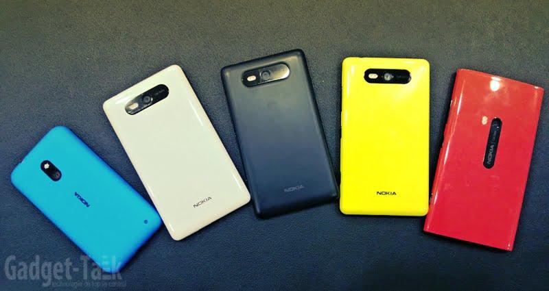 seria Nokia Lumia