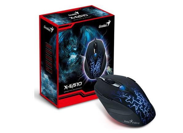 Genius X-G510 Gaming Mouse