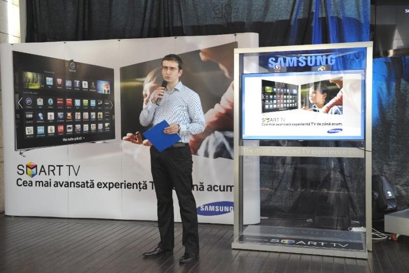 seria Samsung SMART TV 2013