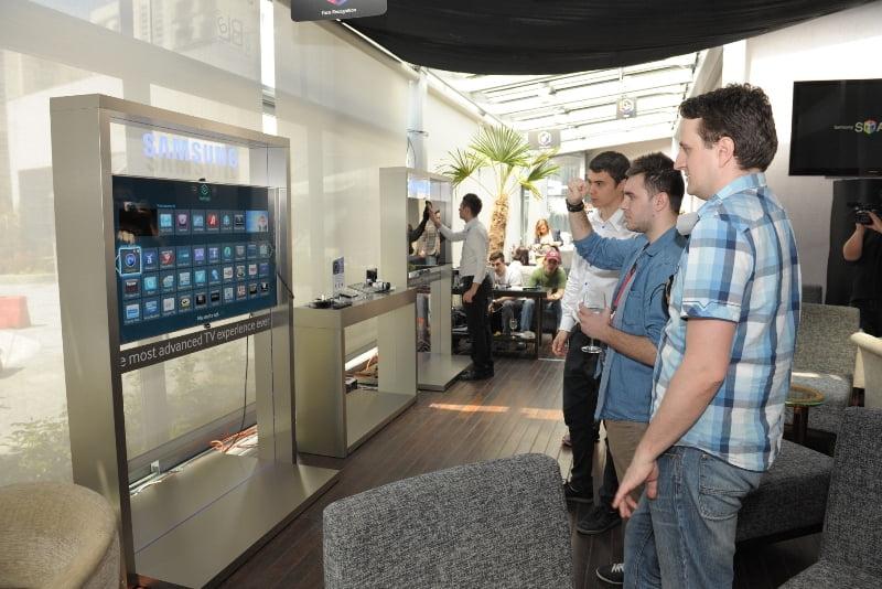 Lansare Smart TV 2013
