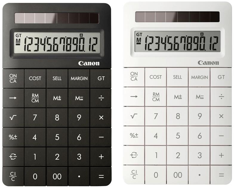 calculator-Canon-X-Mark-II