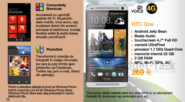pret-htc-one-catalog-orange-aprilie-2013