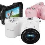 Camera foto Samsung Smart NX2000