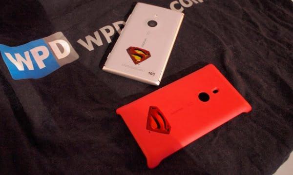 Nokia Lumia 925 Editie Limitata Man of Steel