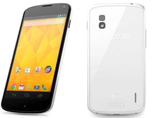 Nexus 4 Alb